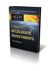 Accelerate Investments Book Graphic