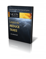 Reduce Taxes Book Graphic