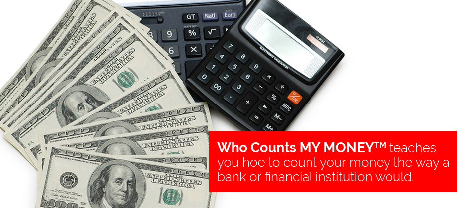 Who Counts My Money Image