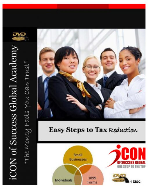 Tax Reduction DVD